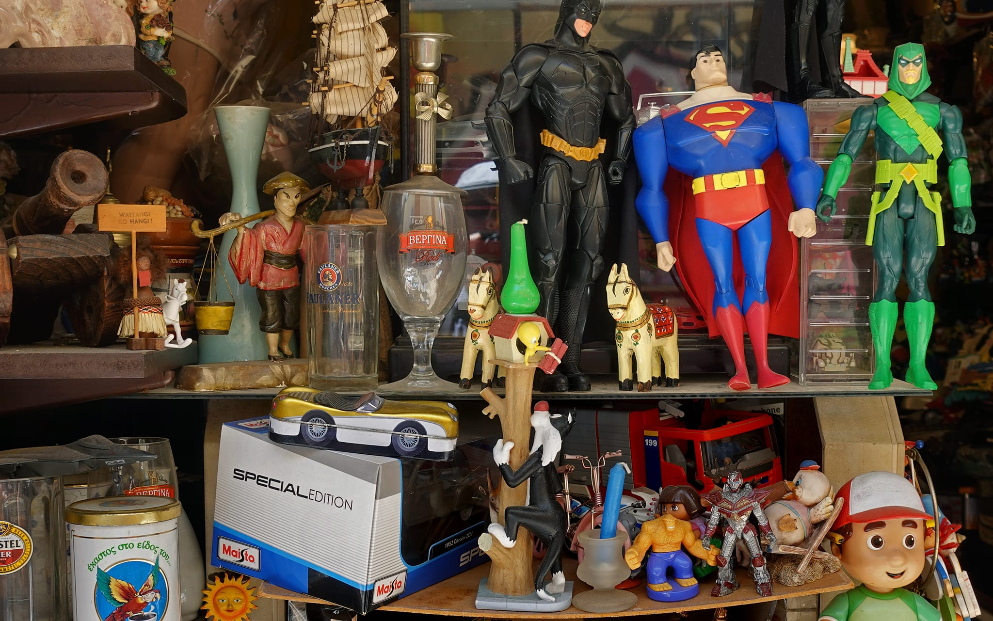 turn to ramzs emporium lafayette indiana if you need a super hero action figure in your life