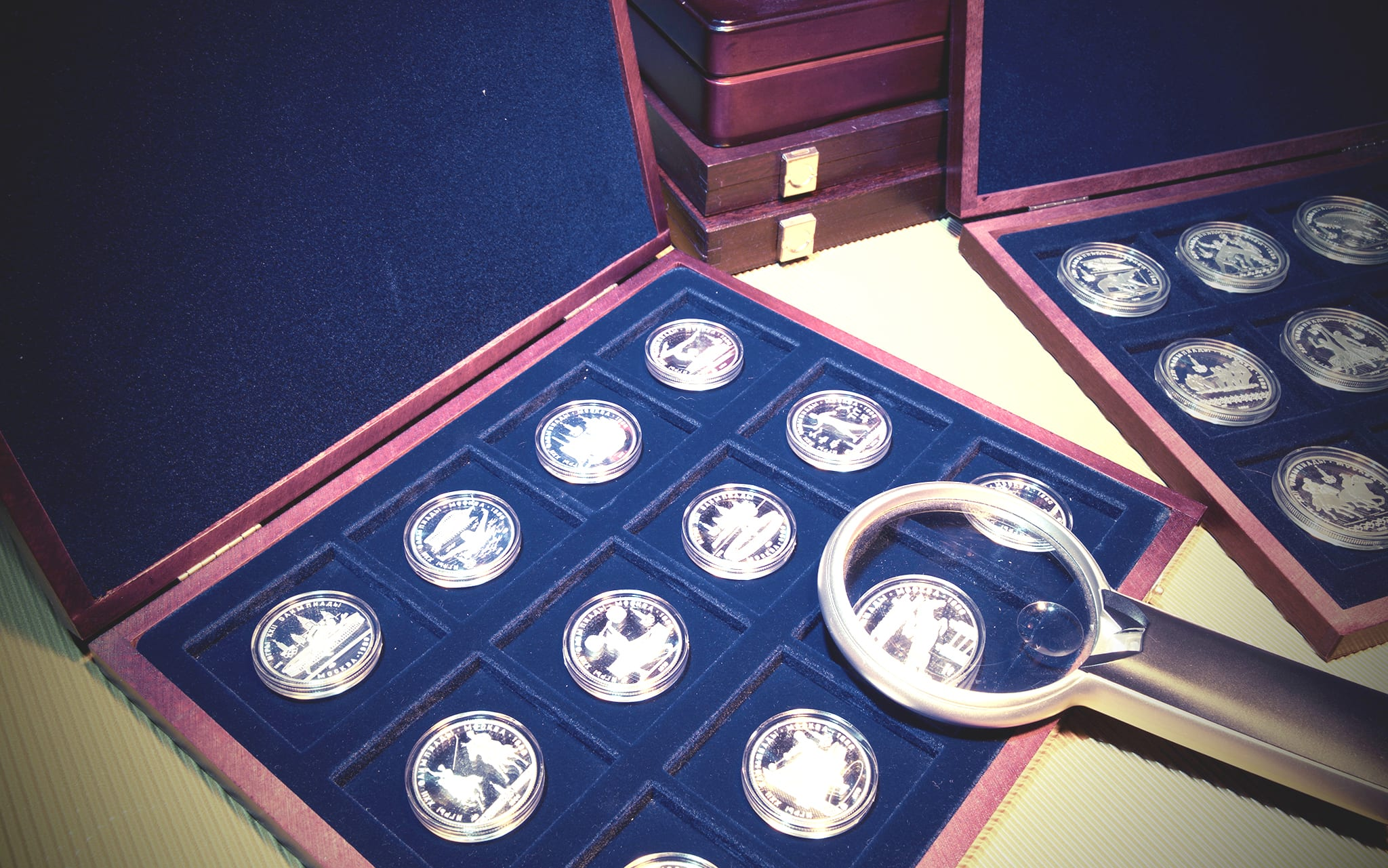 coin sets are a valuable asset to collect and ramzs has a great selection to choose from